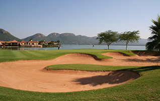 Pecanwood Golf & Country Club, North West Province, South Africa