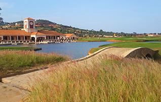 Lake Victoria Golf Course, Uganda, Africa