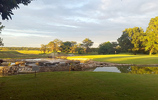 Nkana Golf Club, Kitwe, Zambia, Africa