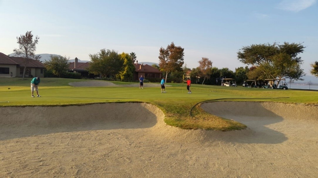Pecanwood Golf & Country Club, North West Province, South Africa, MWG
