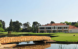 ERPM Golf Club, Boksburg, Gauteng