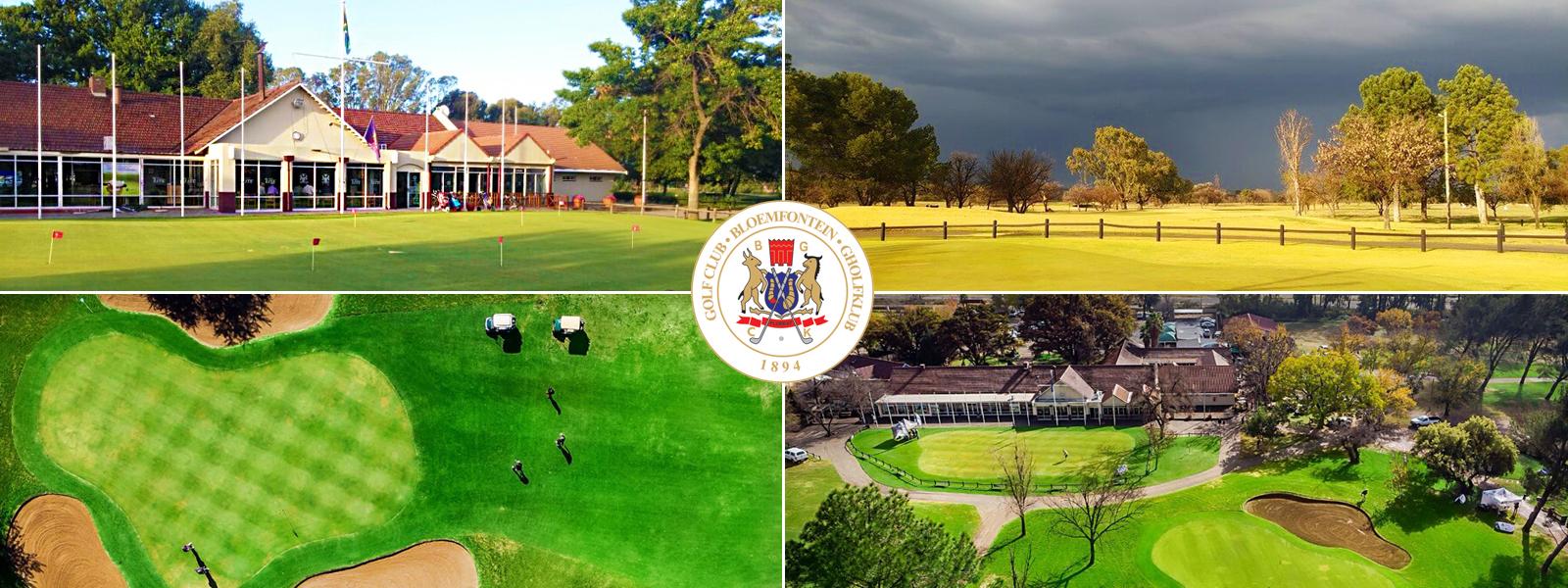 Bloemfontein Golf Club MWG www.mwg.co.za